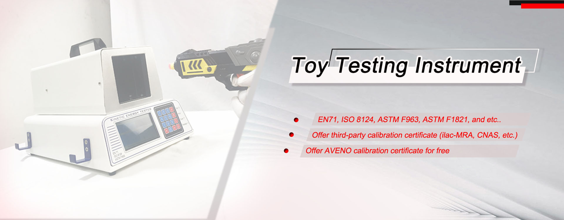 Children Products Safety Tester